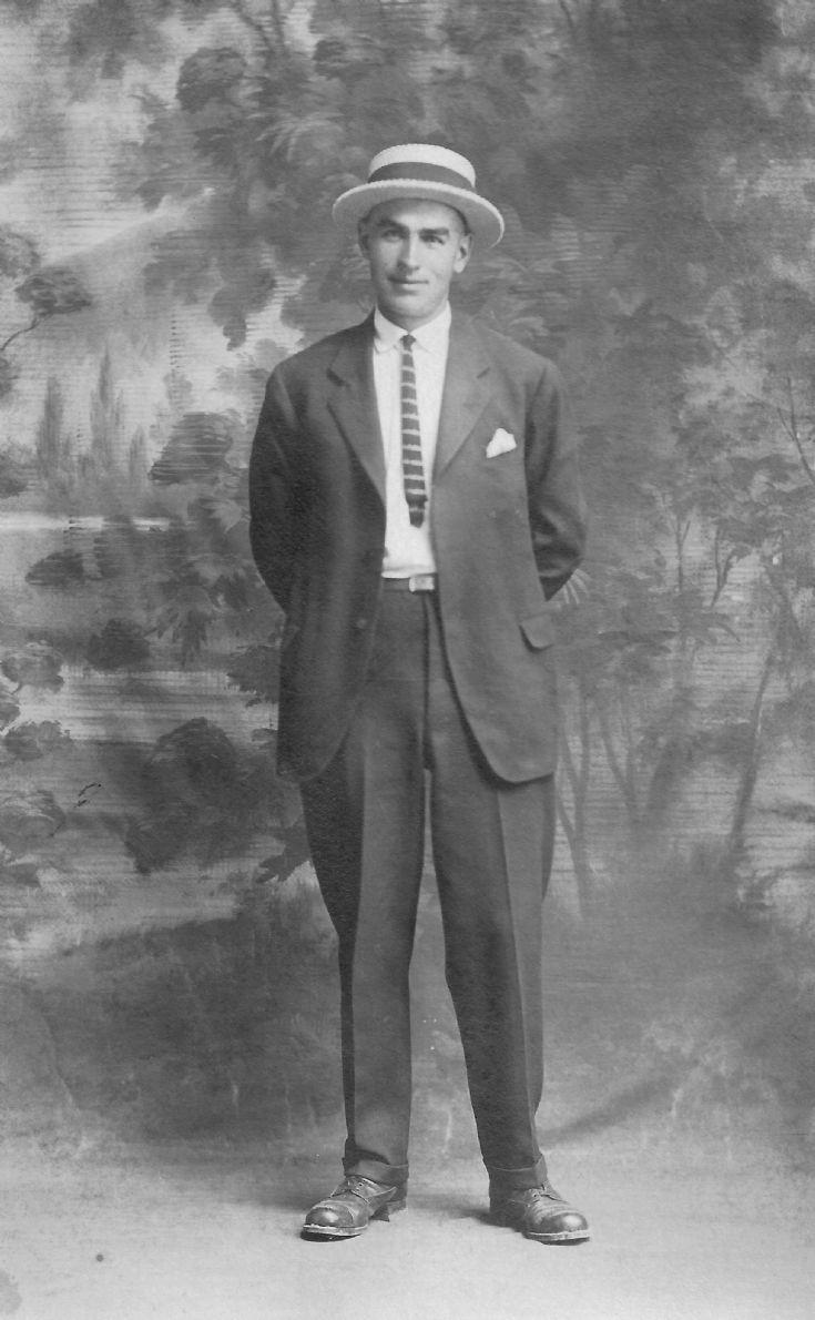 James Johnston  1928