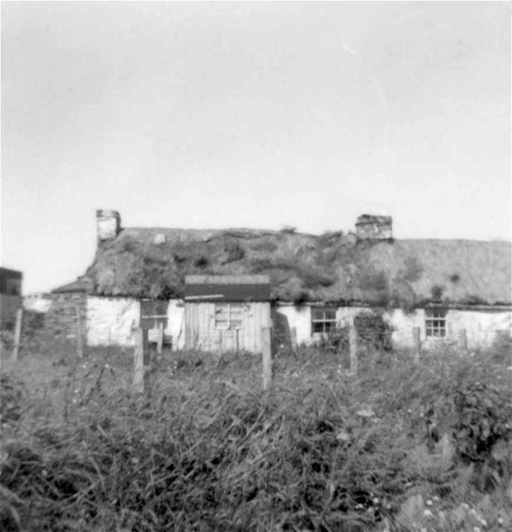 Old Croft Deerness 1966