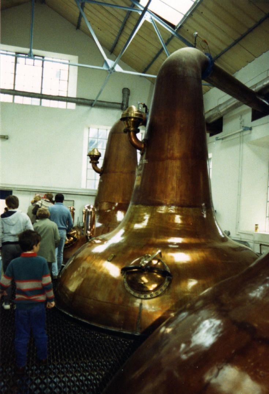 Highland Park Distillery 1987