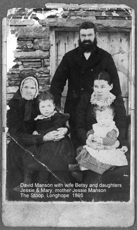 Manson Family - The Stoop