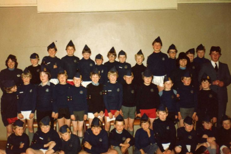 Stromness Junior BB's `1982