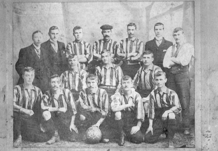 Thorfinn F.C.1900:
