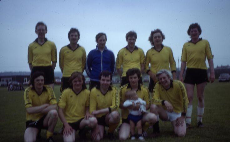 Kirkwall International Airport team