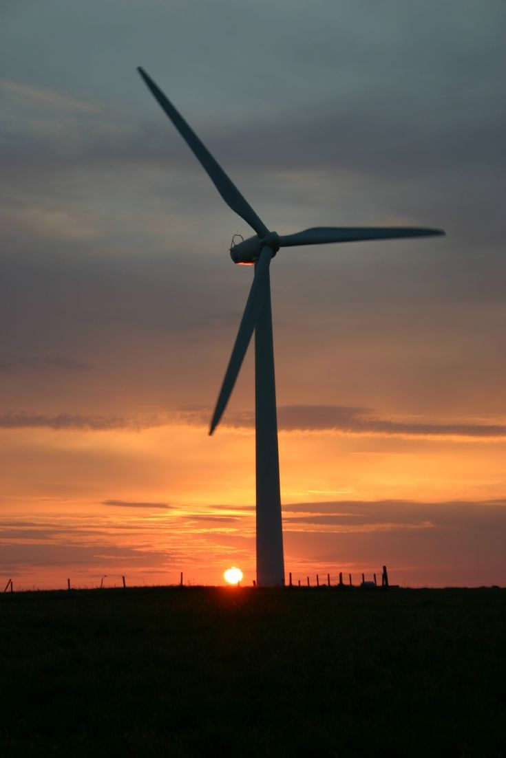 Renewables on Stronsay