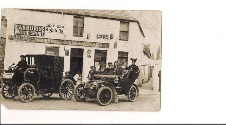 Kirkwall Cycle and Motor Dept