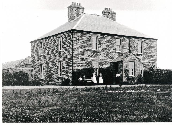 Springfield House, Kirkwall