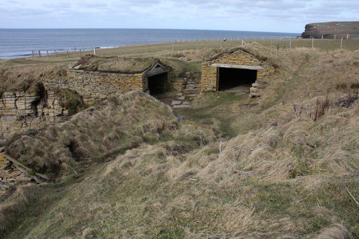 Fisherman's Huts at Sand Geo