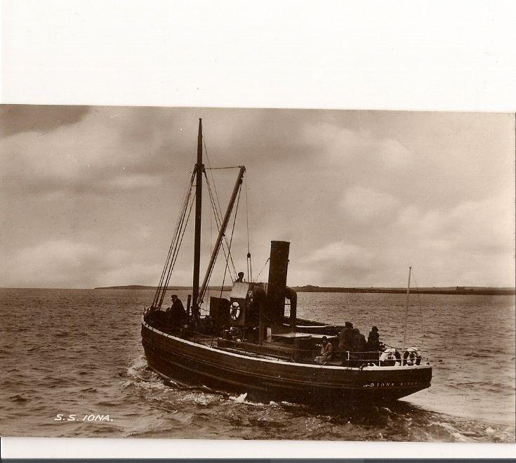 SS Iona.