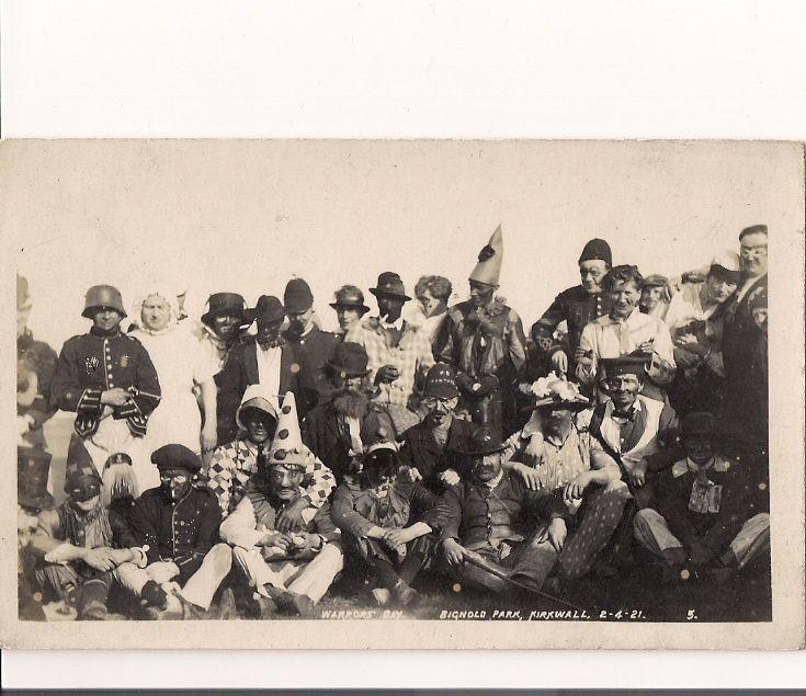 Warriors Day 1921