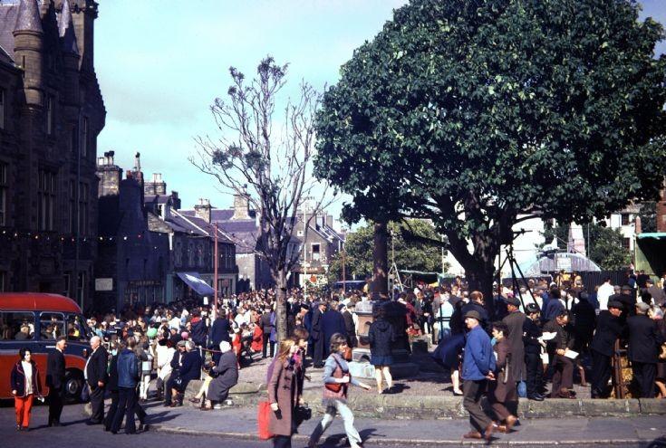 St Magnus Fair, Broad Street