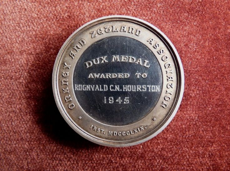 Orkney & Zetland Association Dux Medal