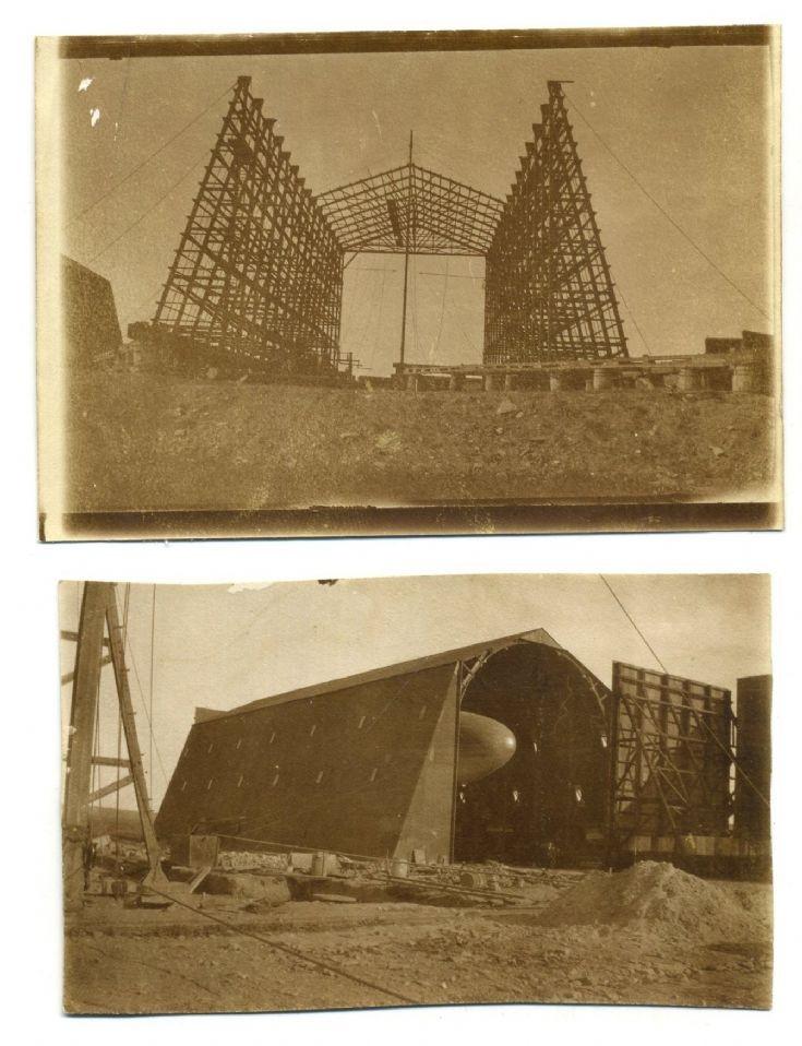 Caldale RNAS airship station 2 of 3