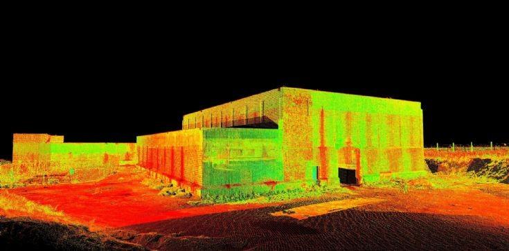 Virtual Black Building, 1 of 4