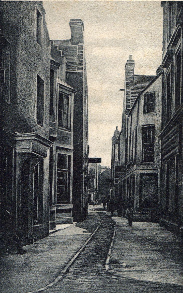 A Tom Kent picture of Bridge Street