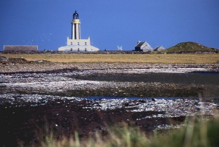 Start Point Lighthouse from the West
