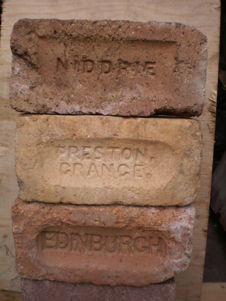 Bricks from the Black Building