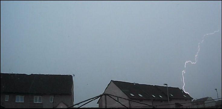 Bismillah! Kirkwall punished by lightning