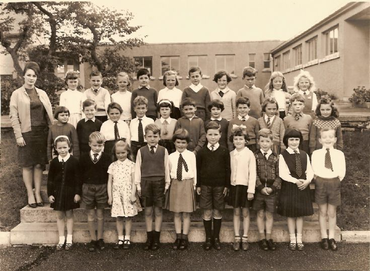 Kirkwall Infant School 1964 -1965
