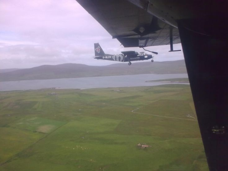 Islanders over Egilsay