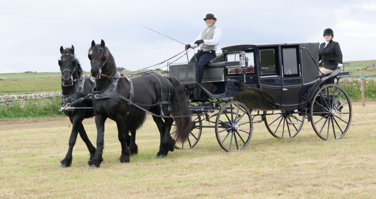 At Caithness County Show