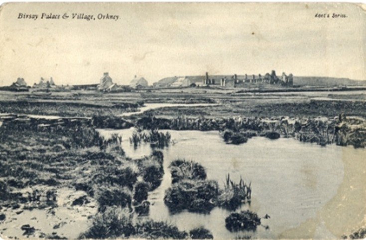 Birsay Palace & Village, Orkney