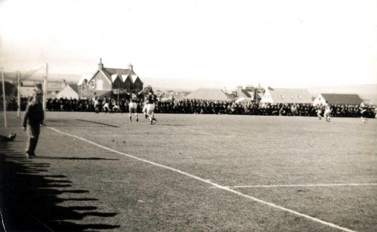 Orkney v Shetland football
