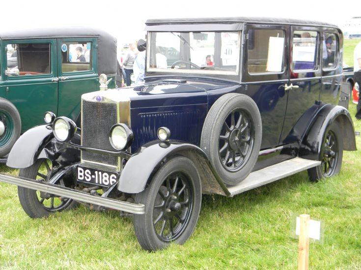1928 Morris Cowley