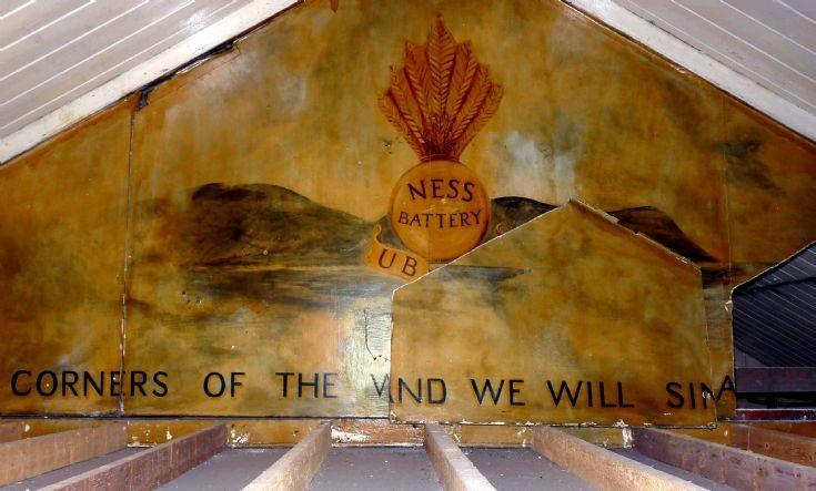 Ness Battery hidden mural