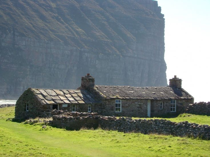 Burnmouth (Rackwick Bothy)