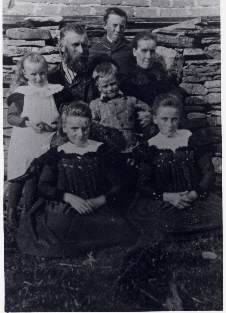 Westray family, early 1900s