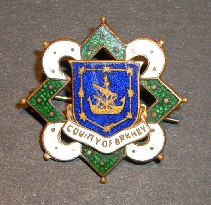Orkney brooch