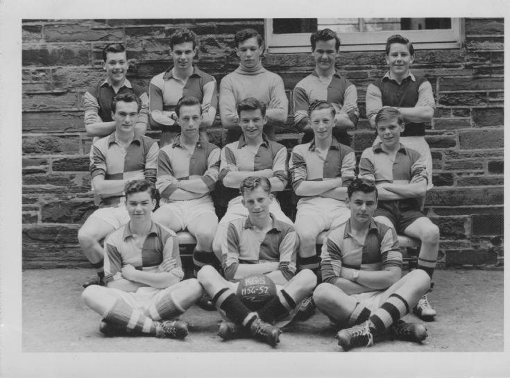 KGS Football Team 1956-1957