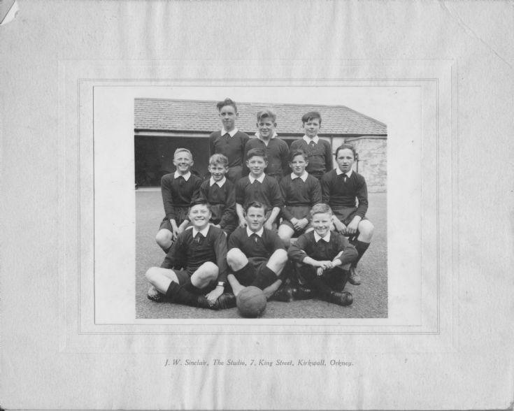 Unknown football team