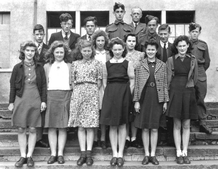 Stromness Academy 1944