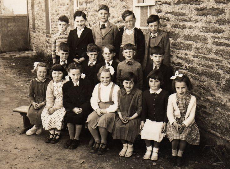 Burray School c. 1957