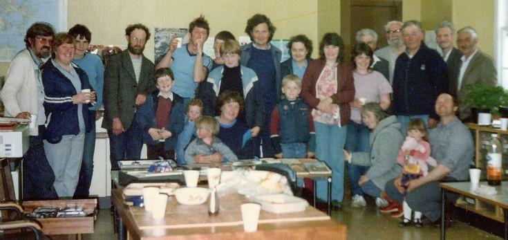The Graemsay folk
