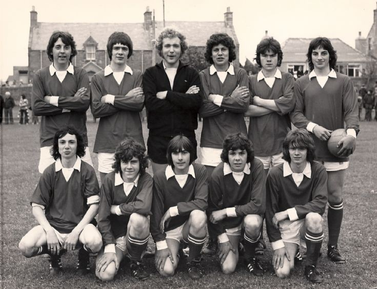 Orkney Juniors 1977