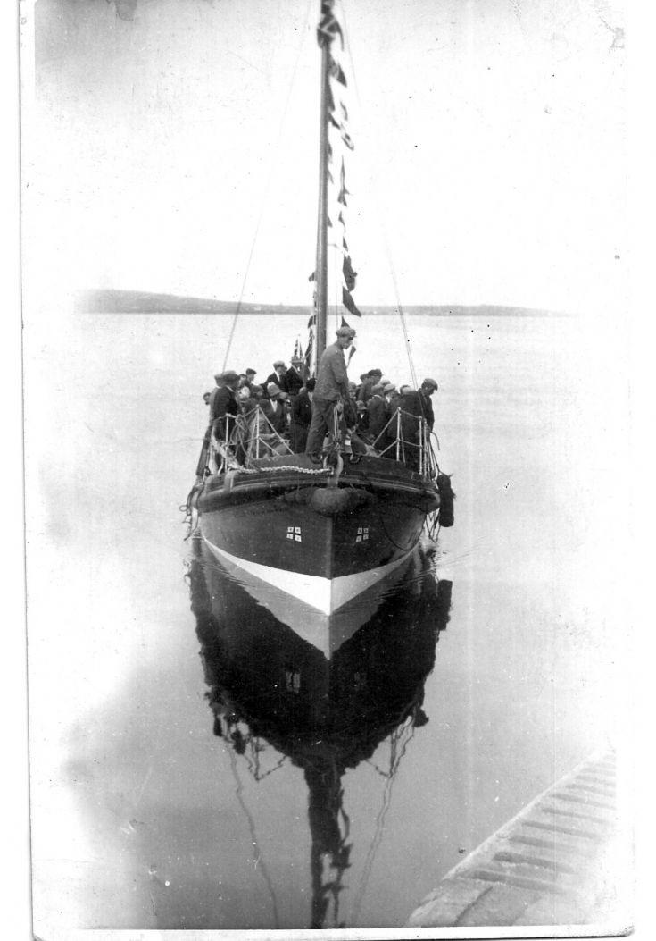 Longhope Lifeboat, 1933