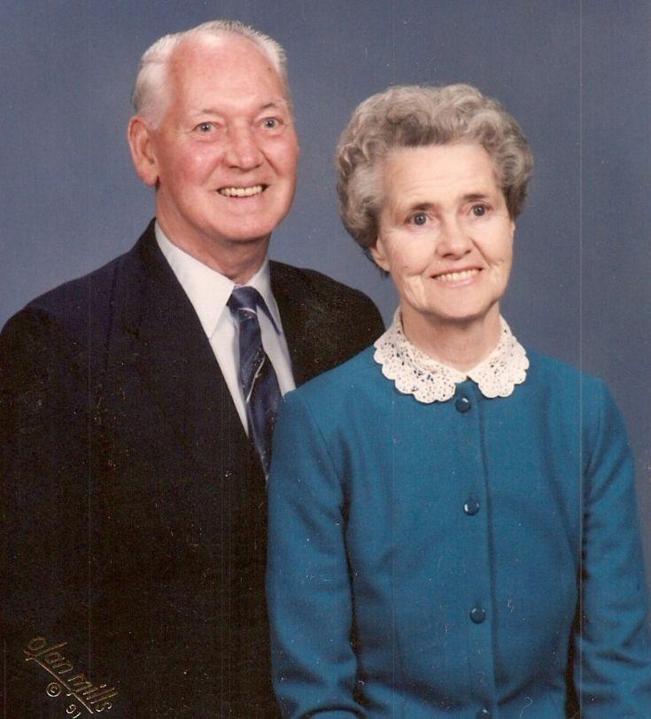 James and Barbara Tennant