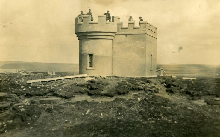 Brough of Birsay lighthouse