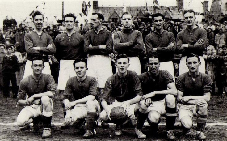 The Orkney Milne Cup team of 1946