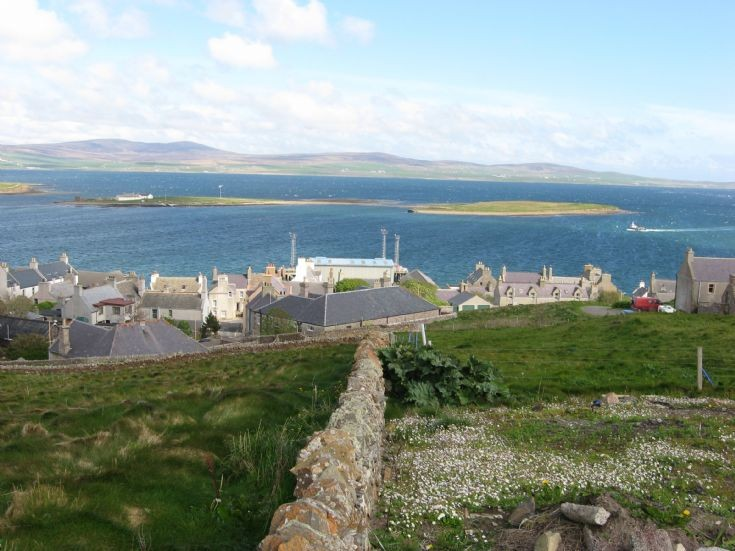 Inner and Outer Holms Stromness