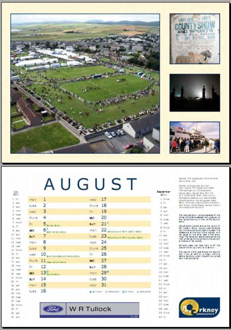 You could enjoy this all August!