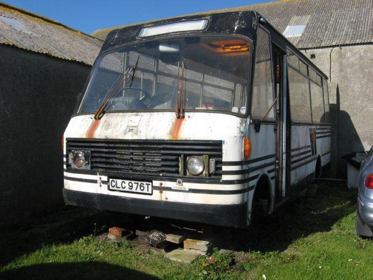 Abandoned coach #2