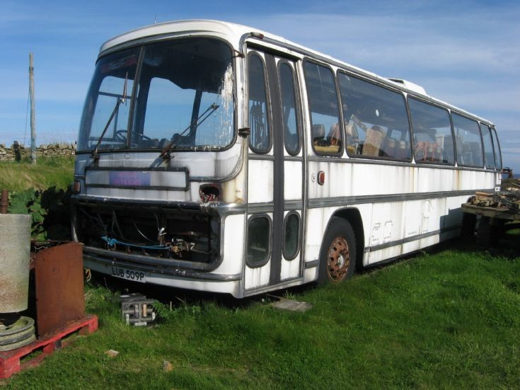 Abandoned coach #3