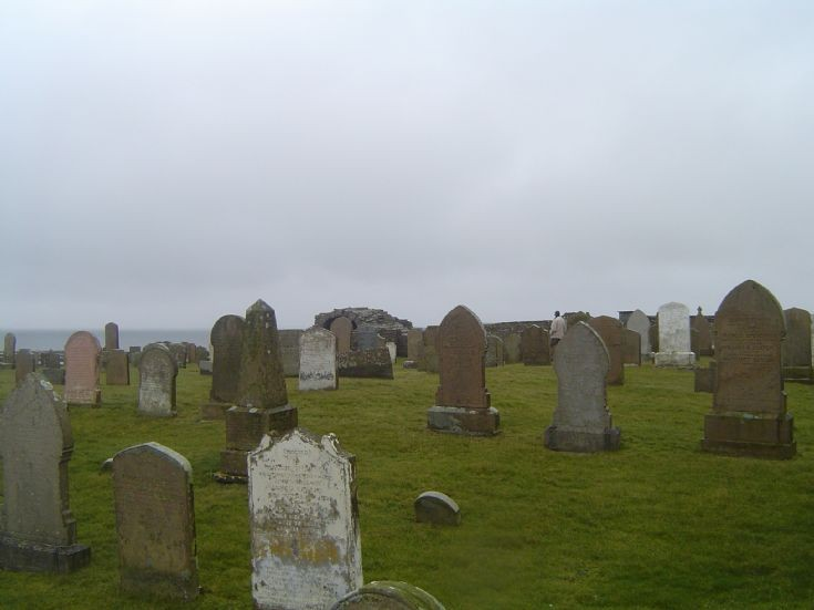 Westside Churchyard Cemetery