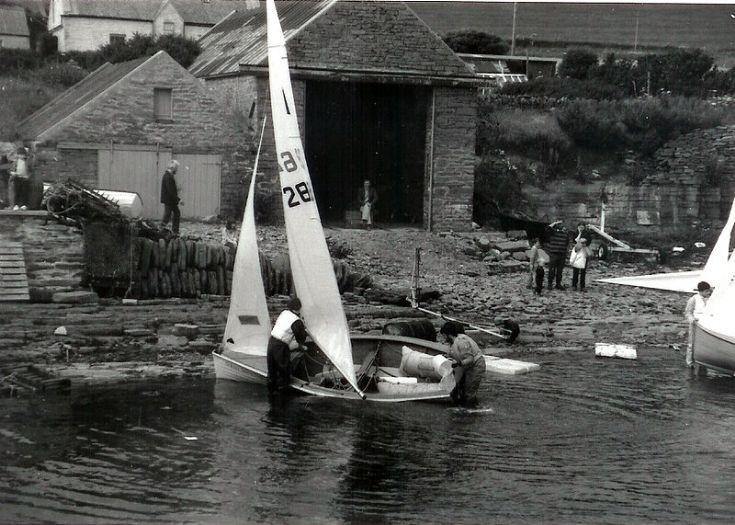 Rousay regatta