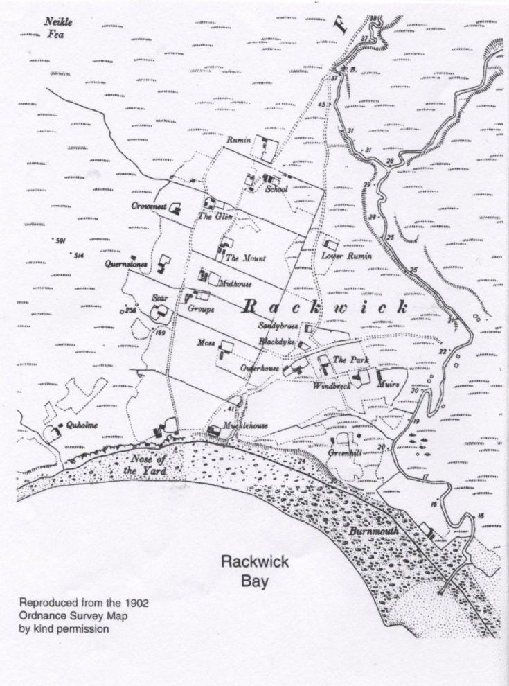 RACKWICK in 1902