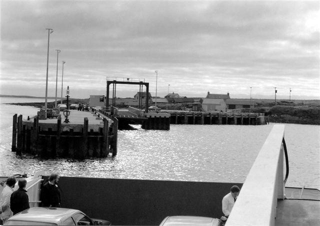 Eday Pier, phase 3