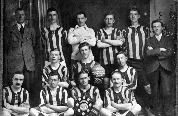 Stromness United - Orkney League Winners 1919/20